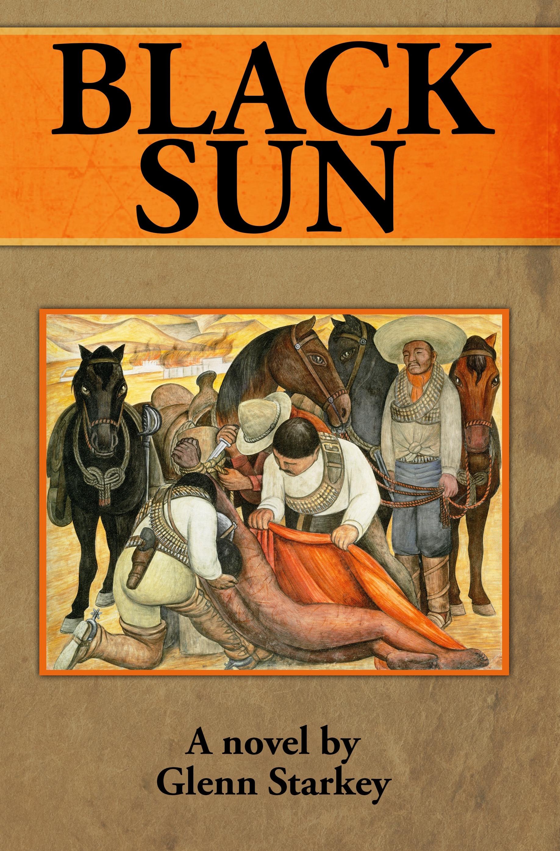 BLACK SUN Wins Book Excellence Award