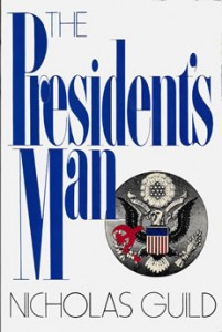 President's Man Cover