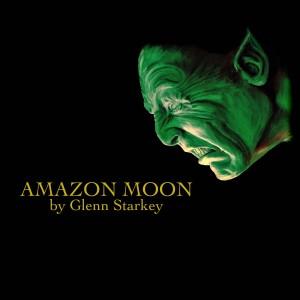 AmazonMoonTShirt - black shirt