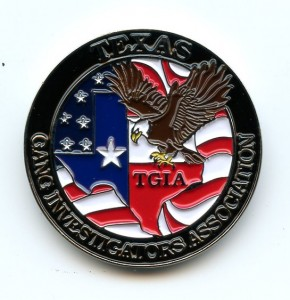 2014 TGIA Conference Coin