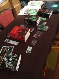 Novels by Glenn Starkey